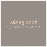tables cook & jonathan's bookstore